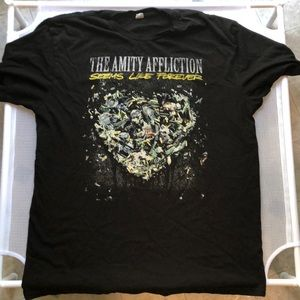 Other - The Amity Affliction seems like forever tour shirt